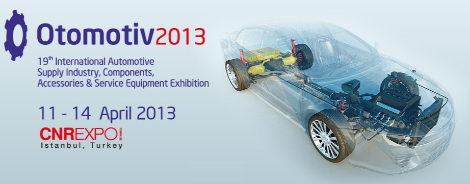 We are attending CNR Automotive Expo 2013 !